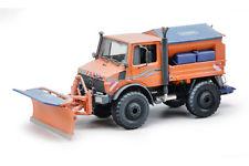 camion orange service hiver