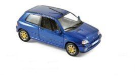ancienne voiture de sport bleu