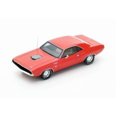vieille muscle car rouge