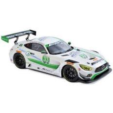 voiture de course blanche et verte
