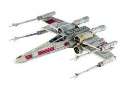 vaisseau star wars gris