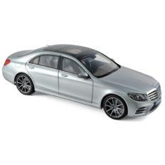 voiture limousine de luxe grise