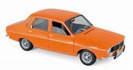 vieille voiture orange