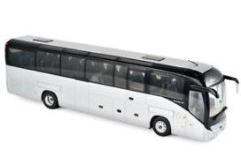 gros autobus gris