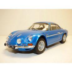 vieille voiture de sport coupe bleu