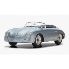 vieille voiture de sport cabriolet grise