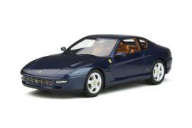vieille voiture de sport bleu