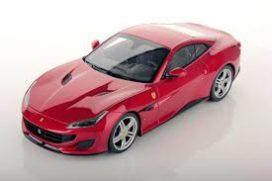 voiture de sport rouge