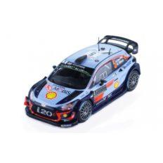 voiture de rallye bleue