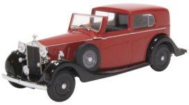 vieille voiture de luxe rouge