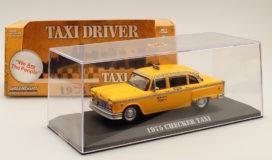 vieu taxi jaune