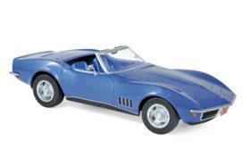 vieille voiture cabriolet bleu