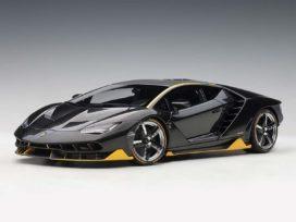 voiture de sport noire et jaune