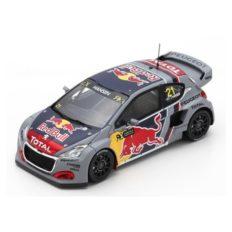 voiture de rallye grise