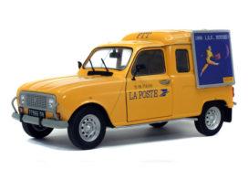vieille camionette jaune
