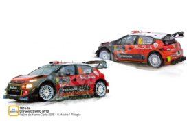 voiture de rallye rouge