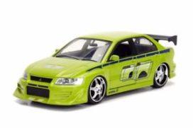 voiture de film et de tuning vert