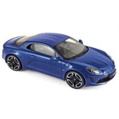 voiture de sport coupe bleu