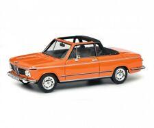 vieille voiture cabriolet orange