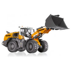 gros bulldozer jaune