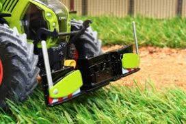pare choc pour tracteur agricole