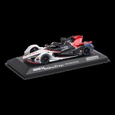 voiture de course electrique noire