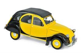 vieille voiture jaune et noire