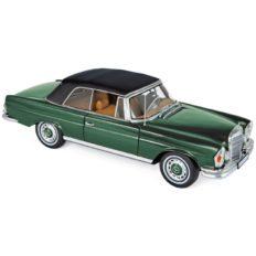 vieille voiture cabriolet verte