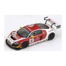 voiture de course rouge et blanche
