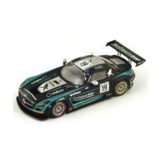 voiture de course noire et verte