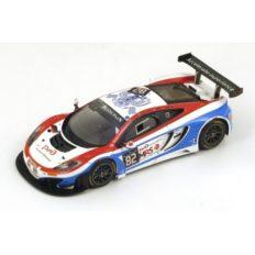 voiture de course blanche rouge et bleu