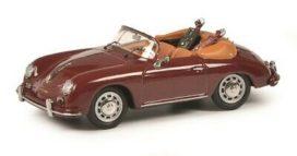 vieille voiture cabriolet brune
