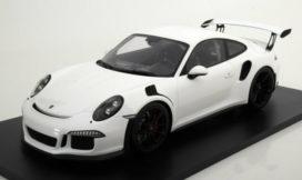 voiture de sport coupe blanche