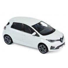 petite voiture electrique blanche