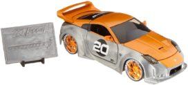 viezille voiture de sport grise et orange