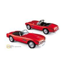 vieille voiture cabriolet rouge
