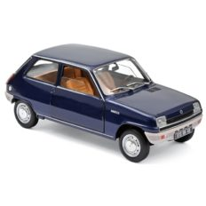 vieille voiture 3 portes bleu