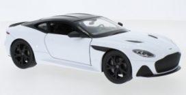 voiture de sport blanche et noire