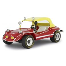 buggy cabriolet rouge