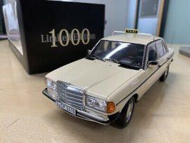 vieux taxi beige