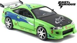 voiture de tuning verte