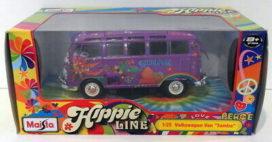 vieux minibus hippie