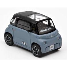 petite voiture grise electrique