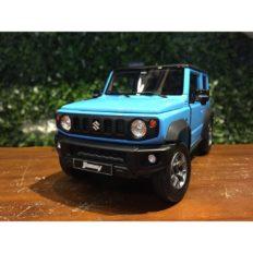 petite voiture jeep bleu