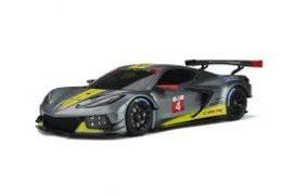 voiture de course grise et jaune