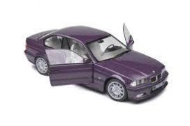 voiture de sport coupe mauve
