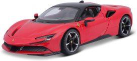 voiture de sport coupe rouge
