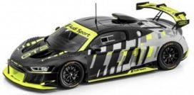 voiture de course jaune et noire