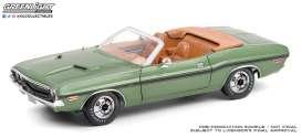 vieille voiture de sport cabriolet verte