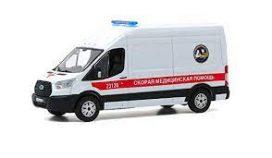 ambulance russe